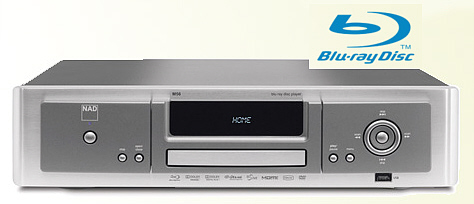 DVD / SACD / BluRay Player