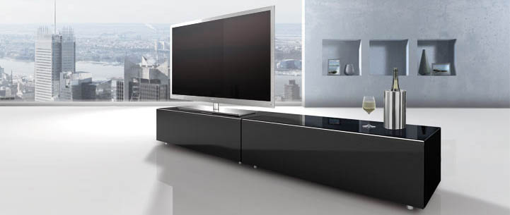 tv moebel simple tvelement daniela weigrau modern holz. Black Bedroom Furniture Sets. Home Design Ideas