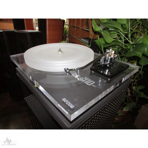 Arcus Audio Anniversary Turntable 1