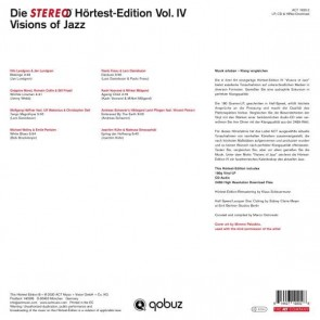 Stereo Hörtest Edition IV - Visions Of Jazz (180g)