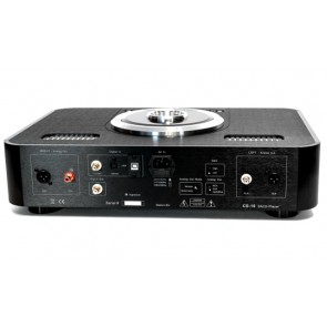 Ayon Audio CD10 II, HighEnd CD-Player / DSD-DA-Wandler mit Class-A-Röhrenausgangsstufe, Highlight !!