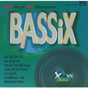 BASSIX Baß-Test-CD