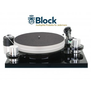 Block PS 100+ Analog Laufwerk