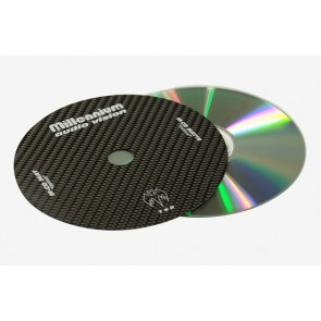 Millenium CD Matte Carbon