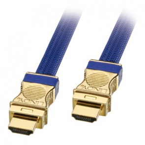 Premium Gold HDMI 1.4 Kabel
