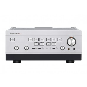 Luxman L-595A Special Edition-siver-front
