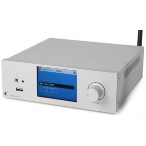 Pro-Ject Stream Box RS Silver