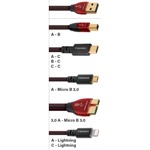 Audioquest Cinnamon USB Kabel