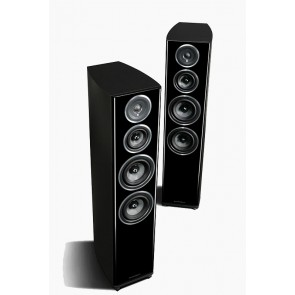Wharfedale Diamond 11.4, feine Standlautsprecher, Art+Voice Highlight !