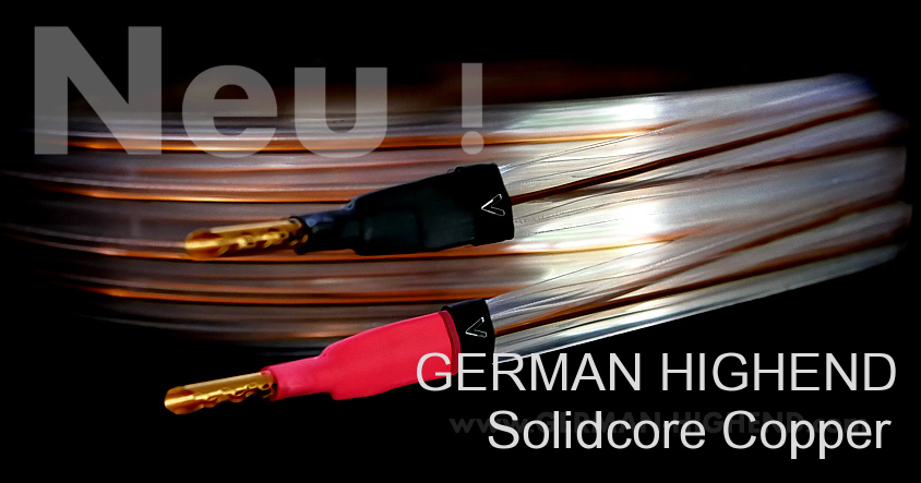 HighEnd Solidcore Kabel