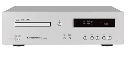 Luxman SA-CD-Player mit DSD-Audio DA-Wandler