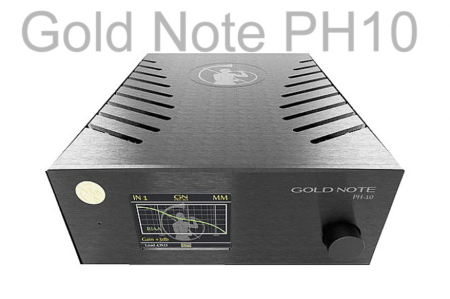 Gold Note PH10