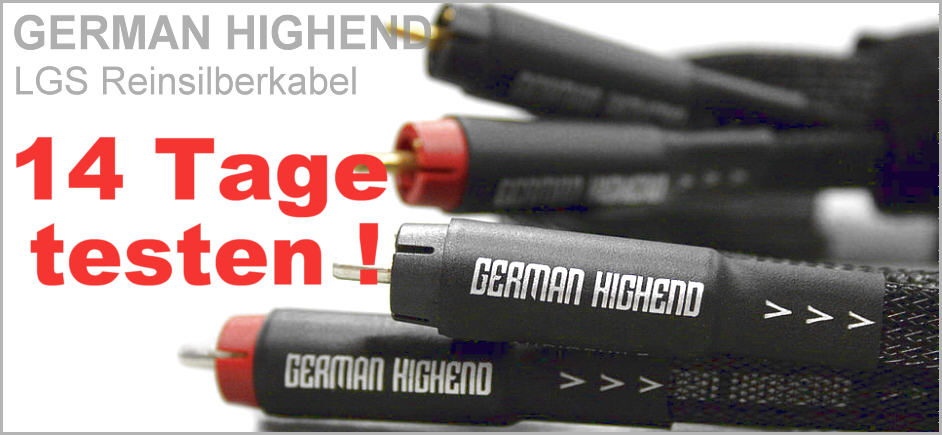 HighEnd Silberkabel